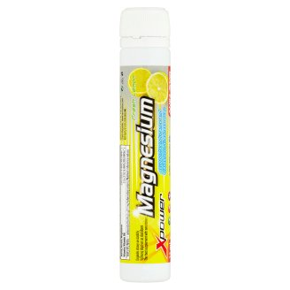 Aminostar Xpower Magnesium Fresh Lemon 25ml
