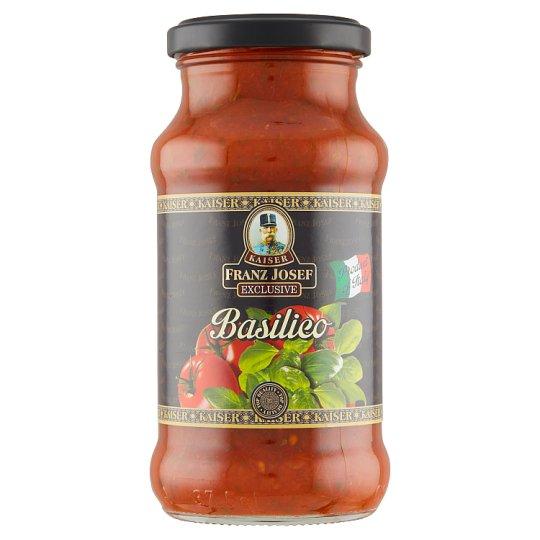 Kaiser Franz Josef Exclusive Basilico rajčatová omáčka s bazalkou 350g