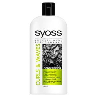 Syoss balzám Curls & Waves 500ml