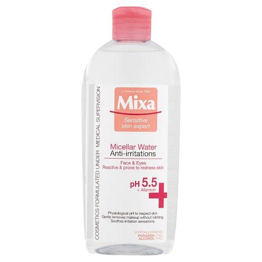 Mixa Sensitive Skin Expert Anti-irritation micelární voda 400ml