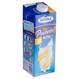 Meggle Active Protein UHT Milk 1,5 % 1L