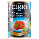 Cirio Peeled Sliced Tomatoes in Tomato Juice with Herbs 400g