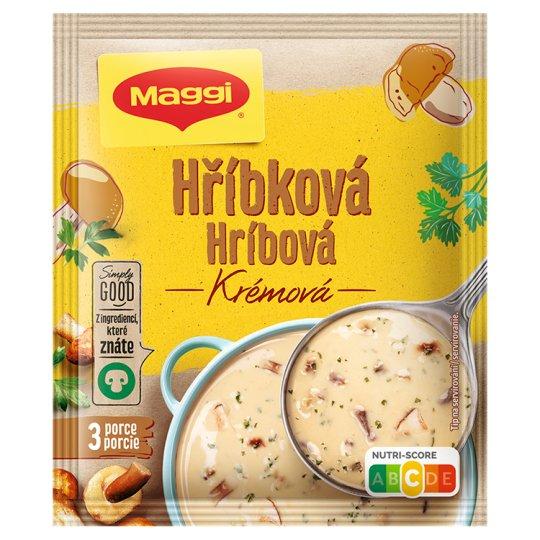 MAGGI Creamy Soup Mushroom Bag 47g