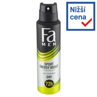 Fa Men antiperspirant Sport Energy Boost 150ml