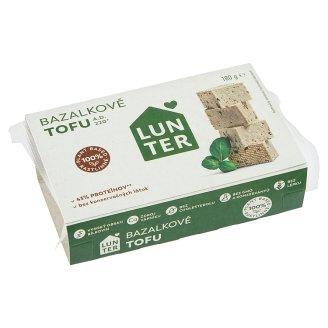 Lunter Tofu bazalka 180g