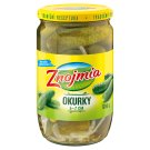 Znojmia Pickled Cucumbers 5-7 cm 660g