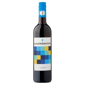 Wine Concept Blaufränkisch klasické červené suché víno 0,75l