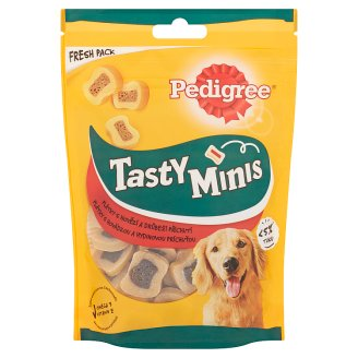 Pedigree Tasty Bites Chewy Slices s hovězím 155g