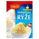 Vitana Parboiled rýže 4 x 100g