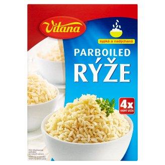 Vitana Parboiled Rice 4 x 100g