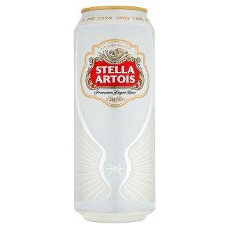 Stella Artois Pivo ležák světlý 0,5l