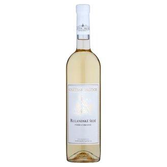 Château Valtice Rulandské šedé výběr z hroznů víno s přívlastkem polosladké 0,75l