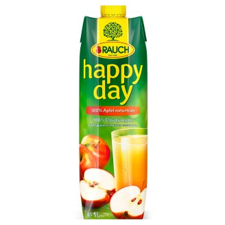 Rauch Happy Day 100% Apple Juice 1L
