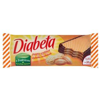 Diabeta Waffle Peanut 32g