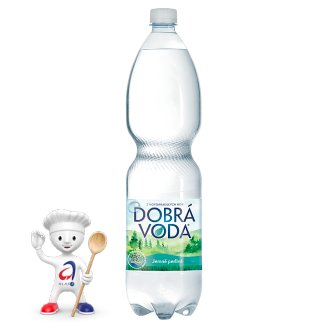 Dobrá voda Jemně perlivá 1,5l