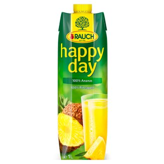 Rauch Happy Day Ananas 100% 1l
