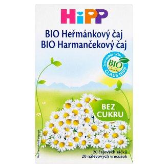 HiPP Bio heřmánkový čaj 20 sáčků 30g