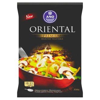 ANO Premium Oriental hluboce zmrazená zeleninová směs 350g