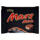 Mars Minis Family Pack Chocolate Filled with Nougat and Caramel 170g