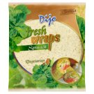 Dijo Fresh Wraps Spinach 4 pcs 250g