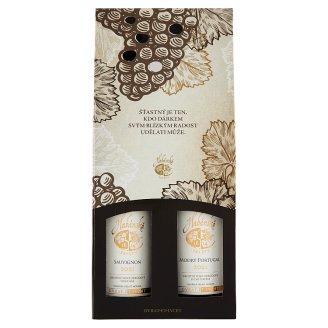 Habánské Sklepy Wine Gift Box 2 x 0.75L