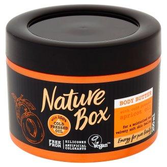 Nature Box tělové máslo Apricot Oil 200ml