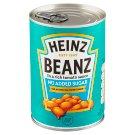Heinz Pečené fazole v rajčatové omáčce se sladidlem 415g