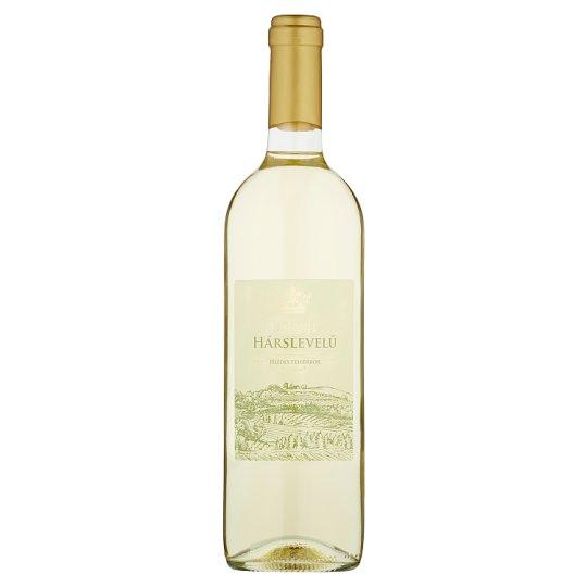 Tokaji Hárslevelű víno bílé polosladké 750ml