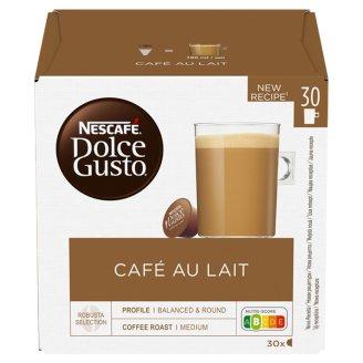 NESCAFÉ® Dolce Gusto® Café au Lait - kávové kapsle - 30 kapslí v balení