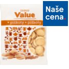 Tesco Value Biscuits 240g