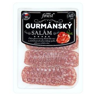 Tesco Finest Gourmet Salami 80g