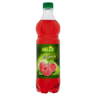Hello Flavored with Raspberry 0.7L