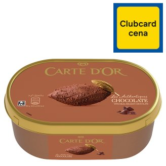 Carte d'Or Chocolate Ice Cream 1000ml