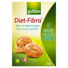 Gullón Diet-Fiber Cookies without Added Sugar 250g