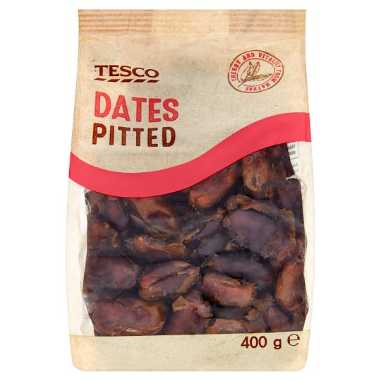 Tesco Dates Pitted 400g