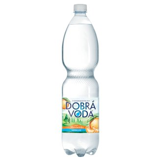 dobr225 voda still water with tangerine flavour 15l tesco
