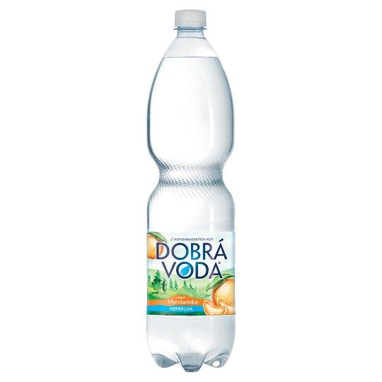 Dobrá voda Still Water with Tangerine Flavour 1.5L