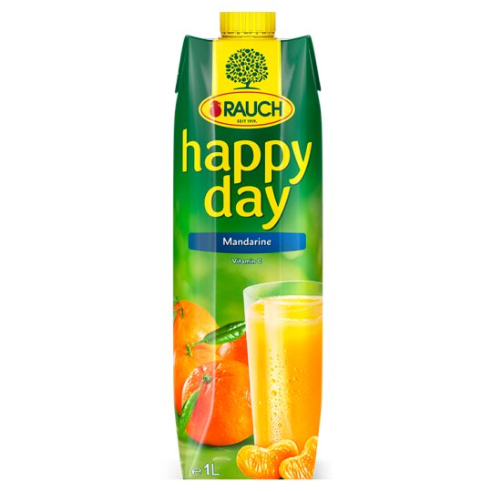 Rauch Happy Day Mandarinkový nektar 1l