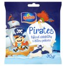 Racio Pirates Rice Cakes with White Yoghurt Icing 30g