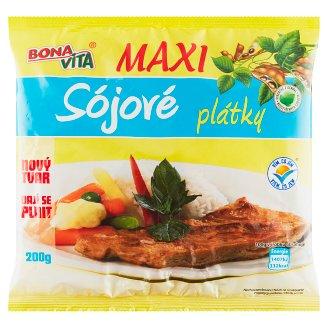 Bona Vita Maxi sójové plátky 200g
