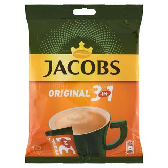Jacobs Original 3in1 10 x 15,2g