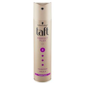 Taft Perfect Flex Hairspray Ultra Strong 4 250ml