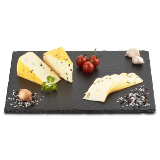 Madeta Blaťácké Gold 48% Cheese with Green Pepper Loose (Sliced)
