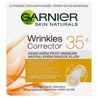 Garnier Skin Naturals Wrinkles Corrector 35+ denní krém proti vráskám 50ml