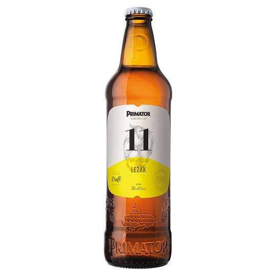Primátor 11 Lager Beer Light Lager 0.5L