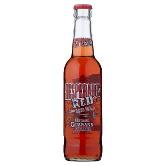 Desperados Red Beer Flavoured with Tequila 0.33L
