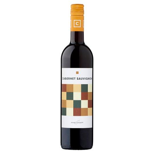 Wine Concept Cabernet Sauvignon suché červené víno 0,75l
