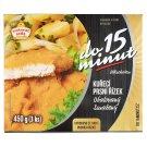 Vodňanské Kuře Do 15 minut šéfkuchařem Chicken Breast Fillet Breaded Fried 400g