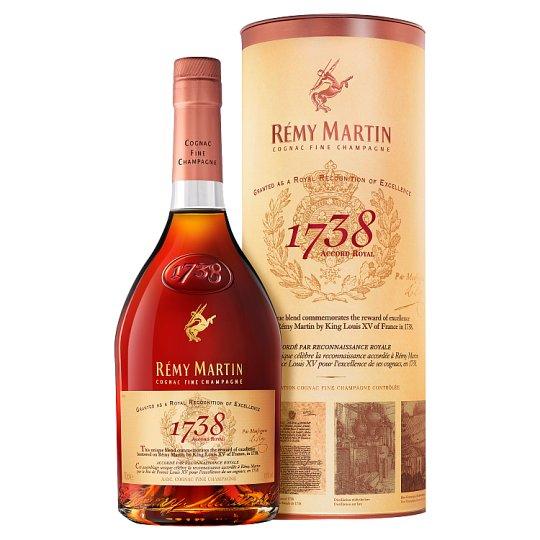 Rémy Martin 1738 Accord Royal Fine Champagne Cognac 70cl