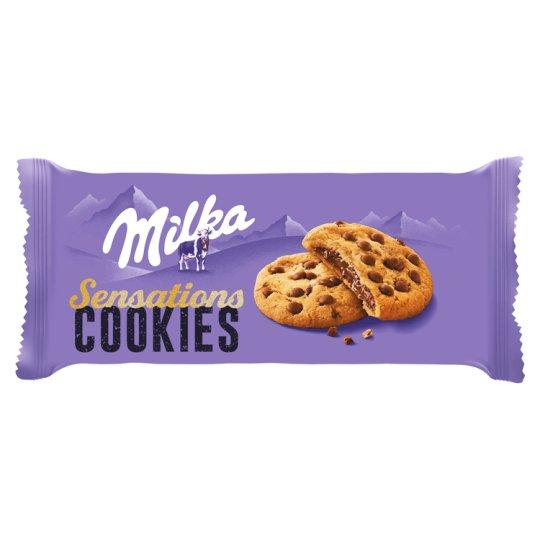 Milka Sensations 156g